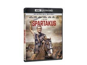 spartakus 2blu ray uhd bd 3D O