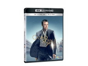 casino royale 2006 2blu ray uhd bd 3D O
