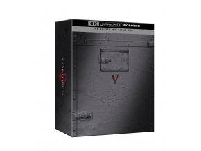 v jako vendeta specialni edice 2bd uhd bd 3D O