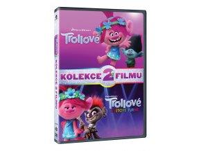 trollove kolekce 1 2 2dvd 3D O