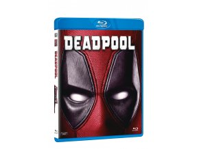 deadpool blu ray 3D O