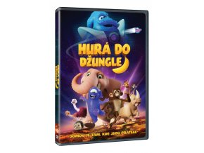 hura do dzungle 3D O