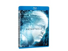 prometheus blu ray 3D O