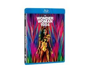 wonder woman 1984 blu ray 3D O