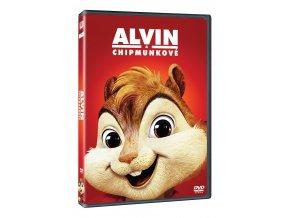 alvin a chipmunkove 3D O