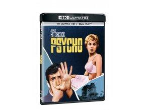 psycho 1960 2blu ray uhd bd 3D O