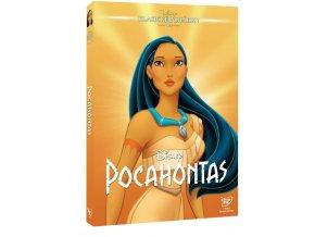Pocahontas Edice Disney klasické pohádky 18 Magic Box