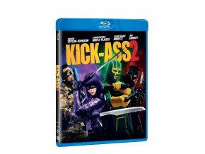 kick ass 2 blu ray 3D O