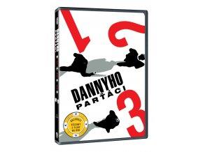 dannyho partaci trilogie 3dvd 3D O