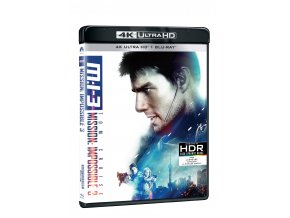 mission impossible 3 2blu ray uhd bd 3D O