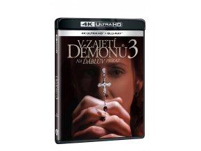v zajeti demonu 3 na dabluv prikaz 2bd uhd bd 3D O