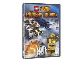 DVD: Lego Star Wars: Příběhy droidů 2