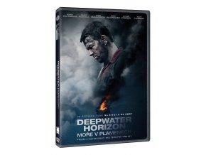 DVD: Deepwater Horizon: Moře v plamenech