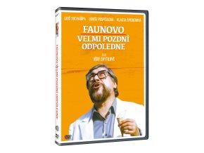 DVD: Faunovo velmi pozdní odpoledne