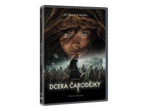 Dcera Čarodějky DVD
