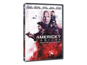 DVD: Americký zabiják