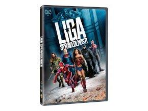 DVD: Liga spravedlnosti