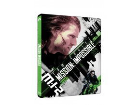 mission impossible 2 2blu ray uhd bd steellbook 3D O
