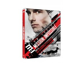 mission impossible 2blu ray uhd bd steellbook 3D O