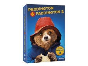 paddington kolekce 1 2 2dvd 3D O