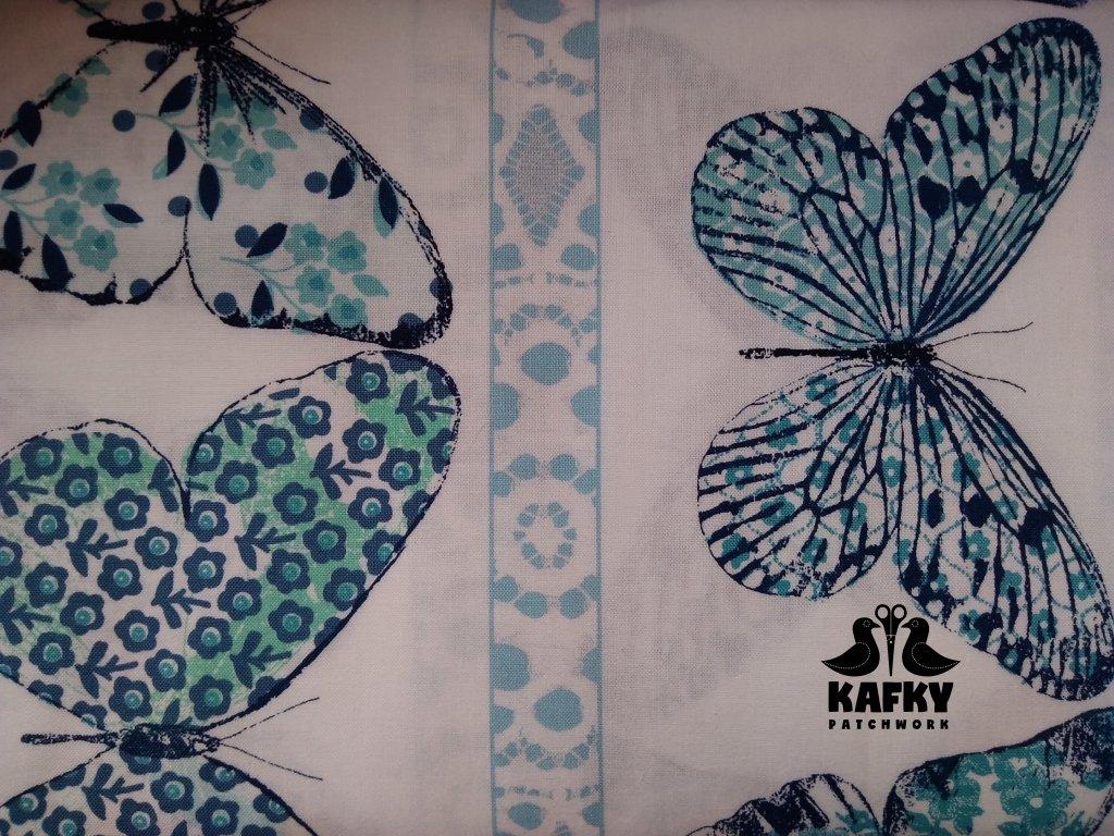Butterfly Row - Mari FQ