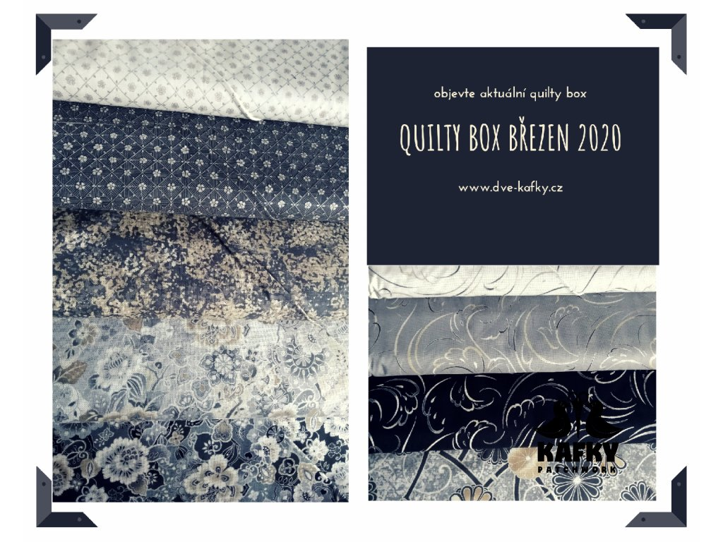 Quilty Box březen 020