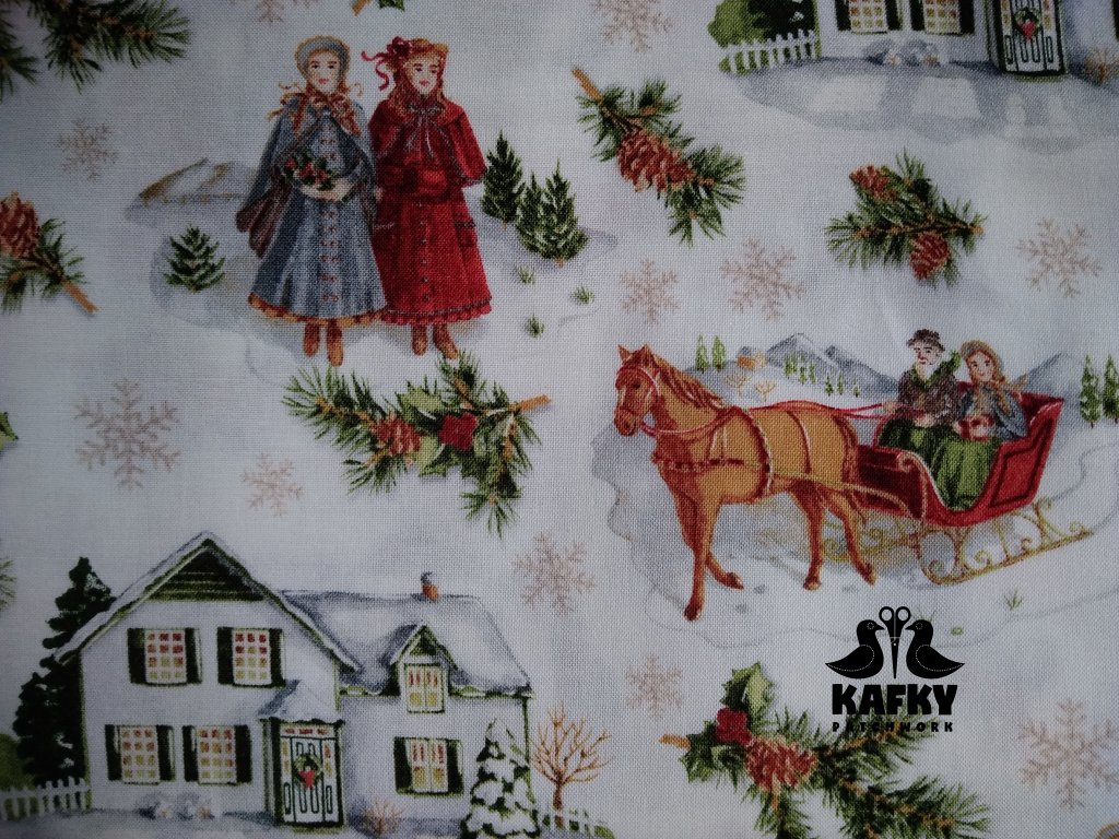 Anne og Green Gables Christmas C6490