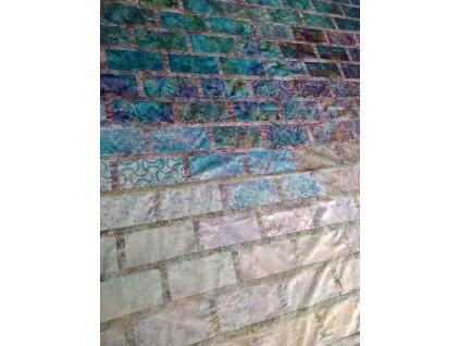 Snění ve fialové - dvojlůžko 220x240