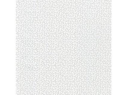 Whisper Metallic Blanc