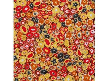 Gustav Klimt Red