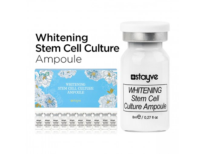 STAYVE Whitening Stem Cell Culture Ampoules