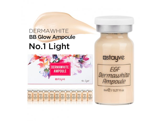 STAYVE Ampoules-No.1 Light 1ks
