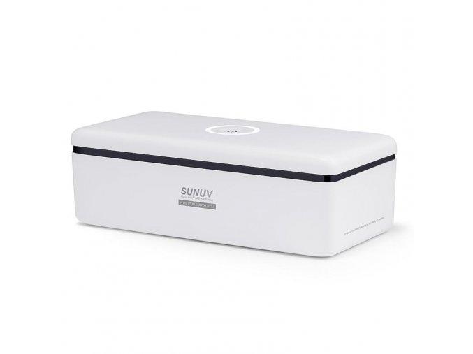 SUNUV UV Sterilizer Box Beauty Tools Sterilizer Storage Box S2 Portable Disinfection Box for Salon Nail 3 800x