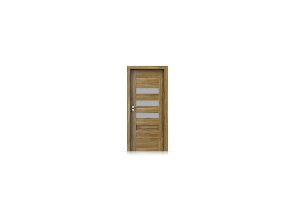 7602 akce interierove dvere porta koncept h3 portasynchro 3d akat medovy