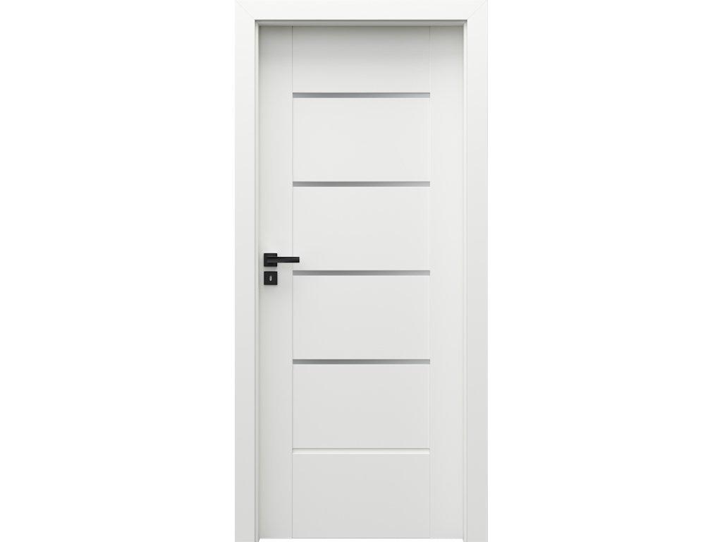 Interiérové dvere Porta Verte PREMIUM E.4