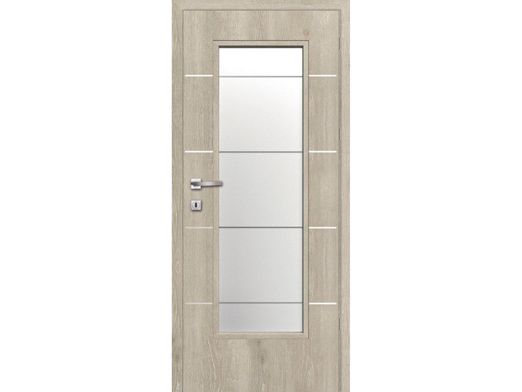 Interiérové dvere DISCOVERY MODEL 1