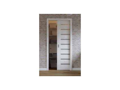 porta posuv do steny