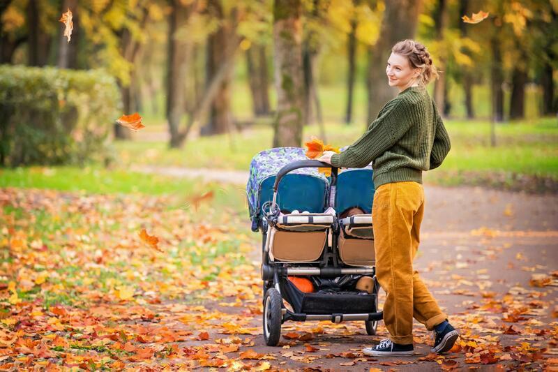 ⇒  Přichází podzim. Jak vyřešit výbavu do kočárku ?