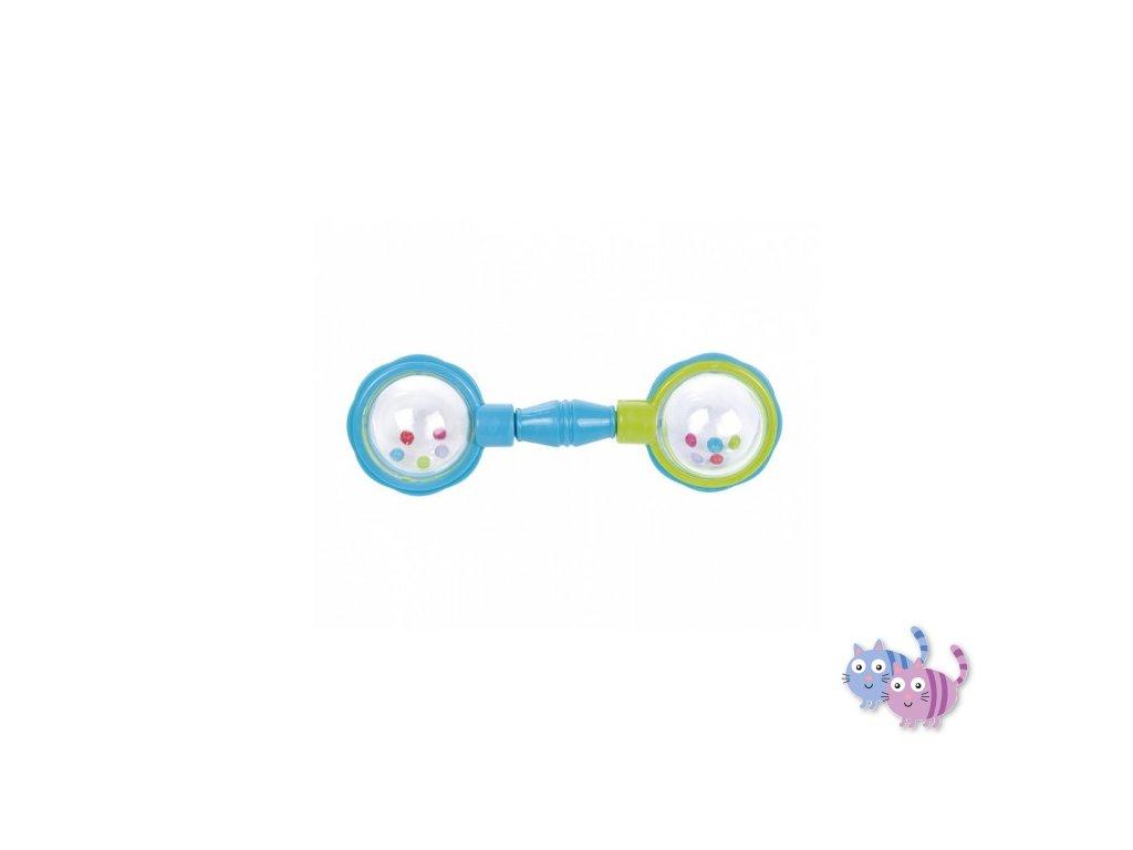 Canpol babies Chrastítko míčky na čince