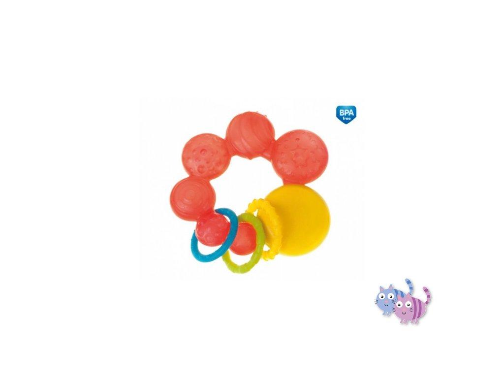 Canpol babies Chladící kousátko s kroužky