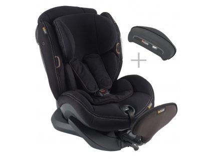 iZi Plus X1 Premium Car Interior Black