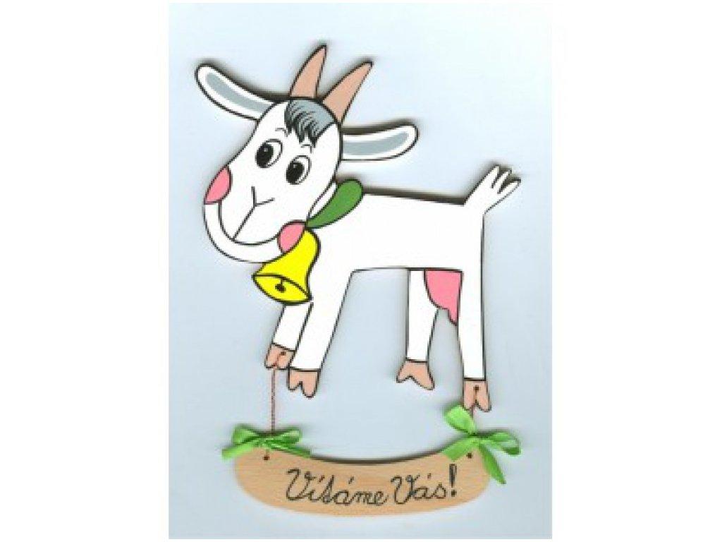 K zavěšení - koza