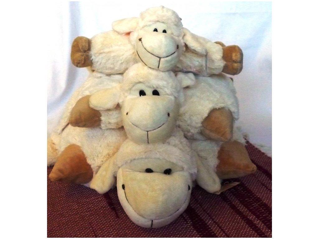 Ovečka - polštářek malá