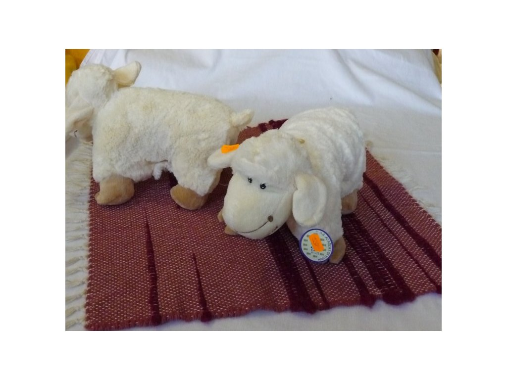 Ovečka - polštářek velká