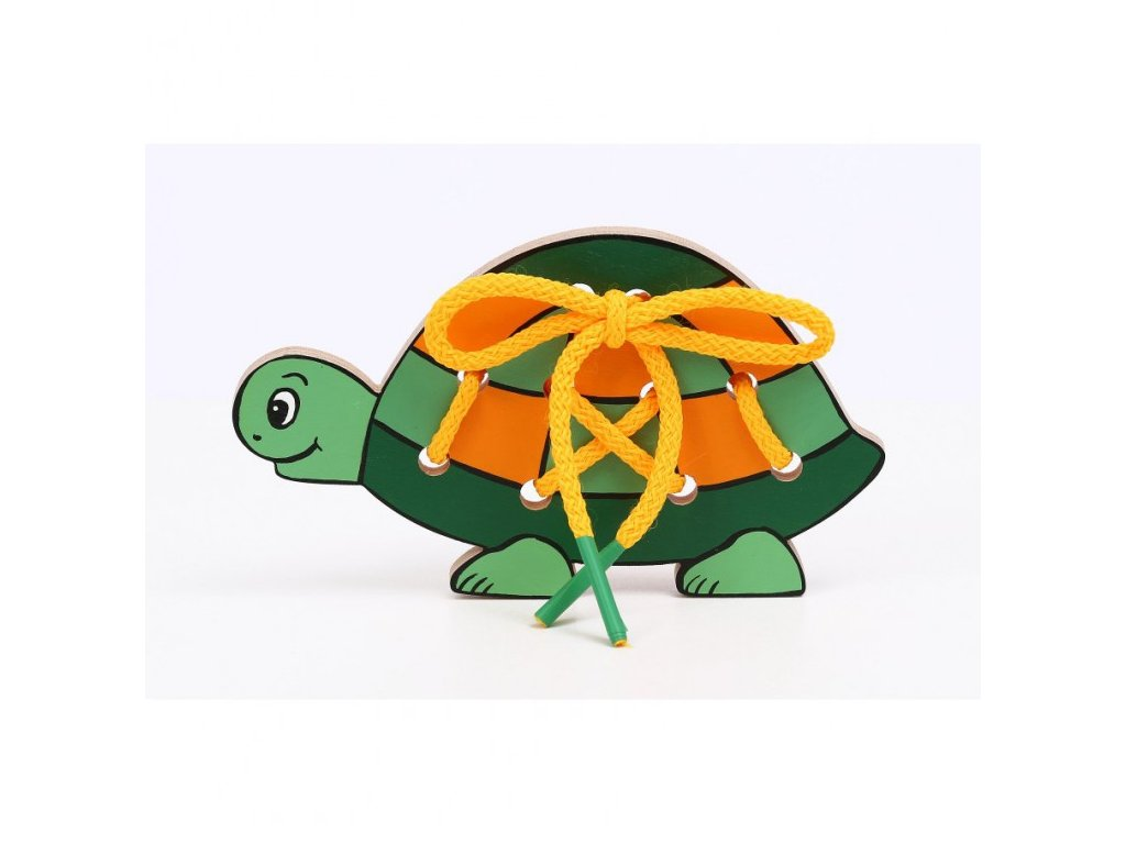 Šněrovadlo - želva