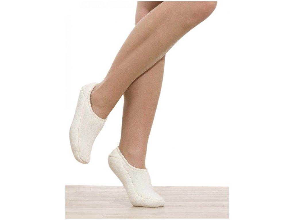 Ponožky ALWERO elastické nízké