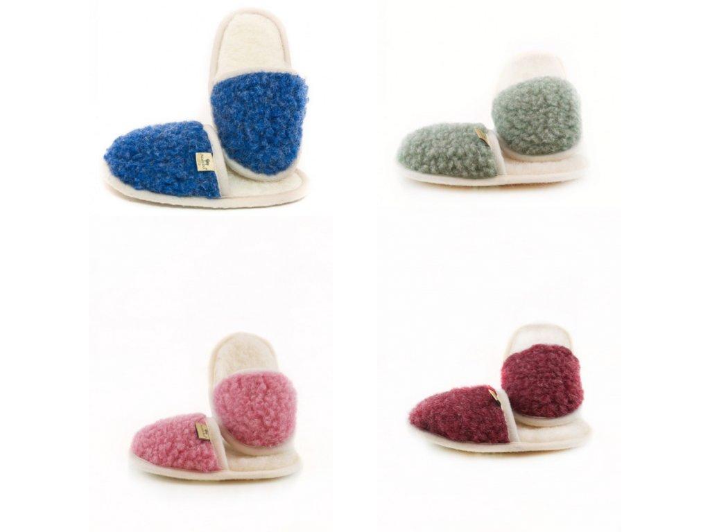 Pantofle pro hosty dětské ALWERO