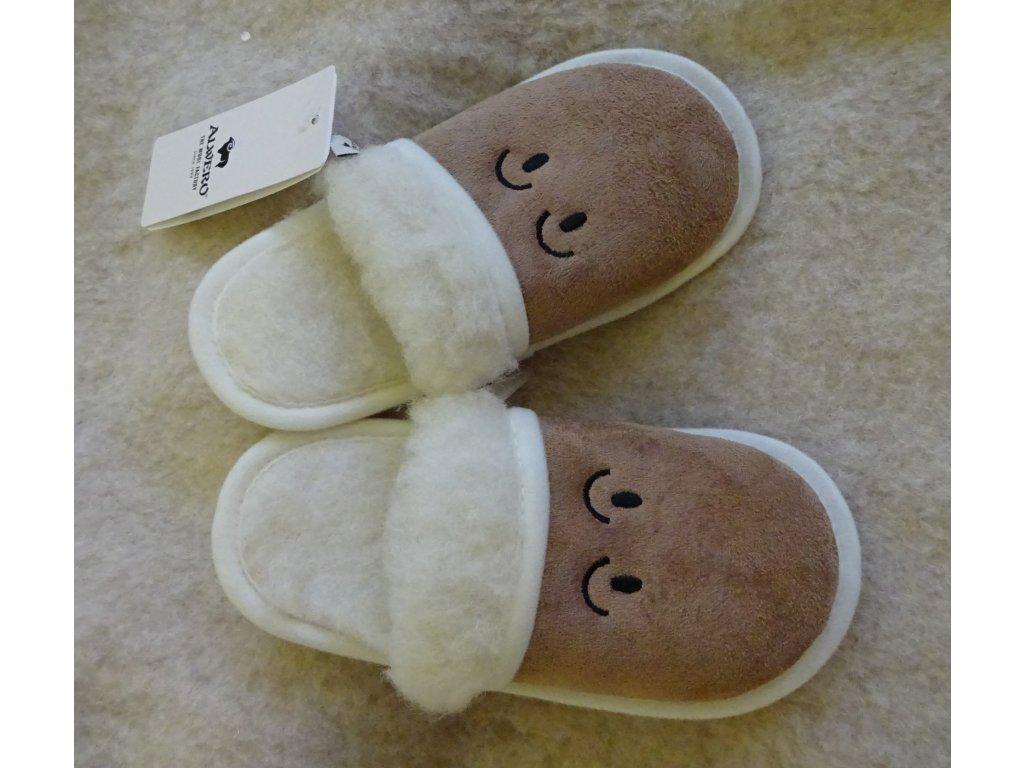 Pantofle dětské LAMY ALWERO