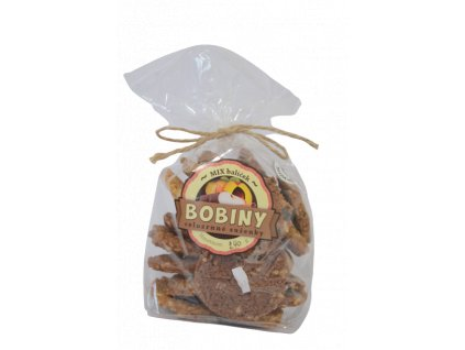 Sušenky BOBINY MIX 240 g