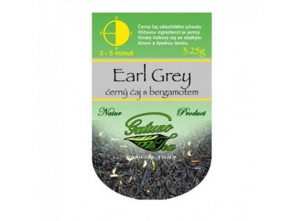 Čaj Gatuzo - Earl Grey 1 ks